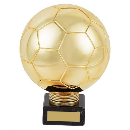 Planet Football Legend Rapid 2 Trophy Gold 185mm